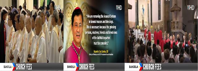 Simbahang Katoliko Tatanggalin na ang Fixed Donation