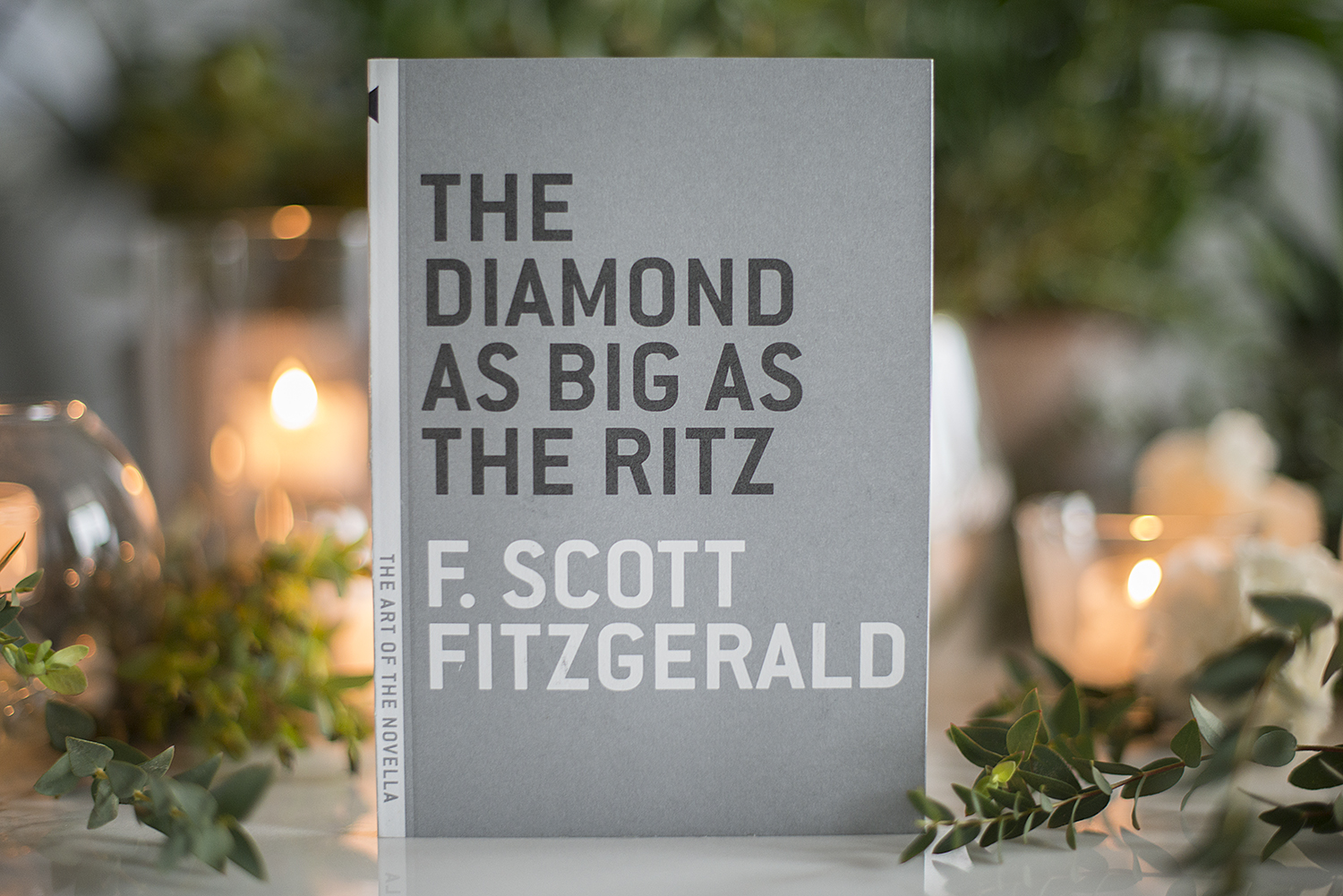 review of the diamond as big as the ritz essay Free essay: a) john t unger is the protagonist of 'the diamond as big as the  ritz', he shows us through his eyes as an outsider to both washington estate.