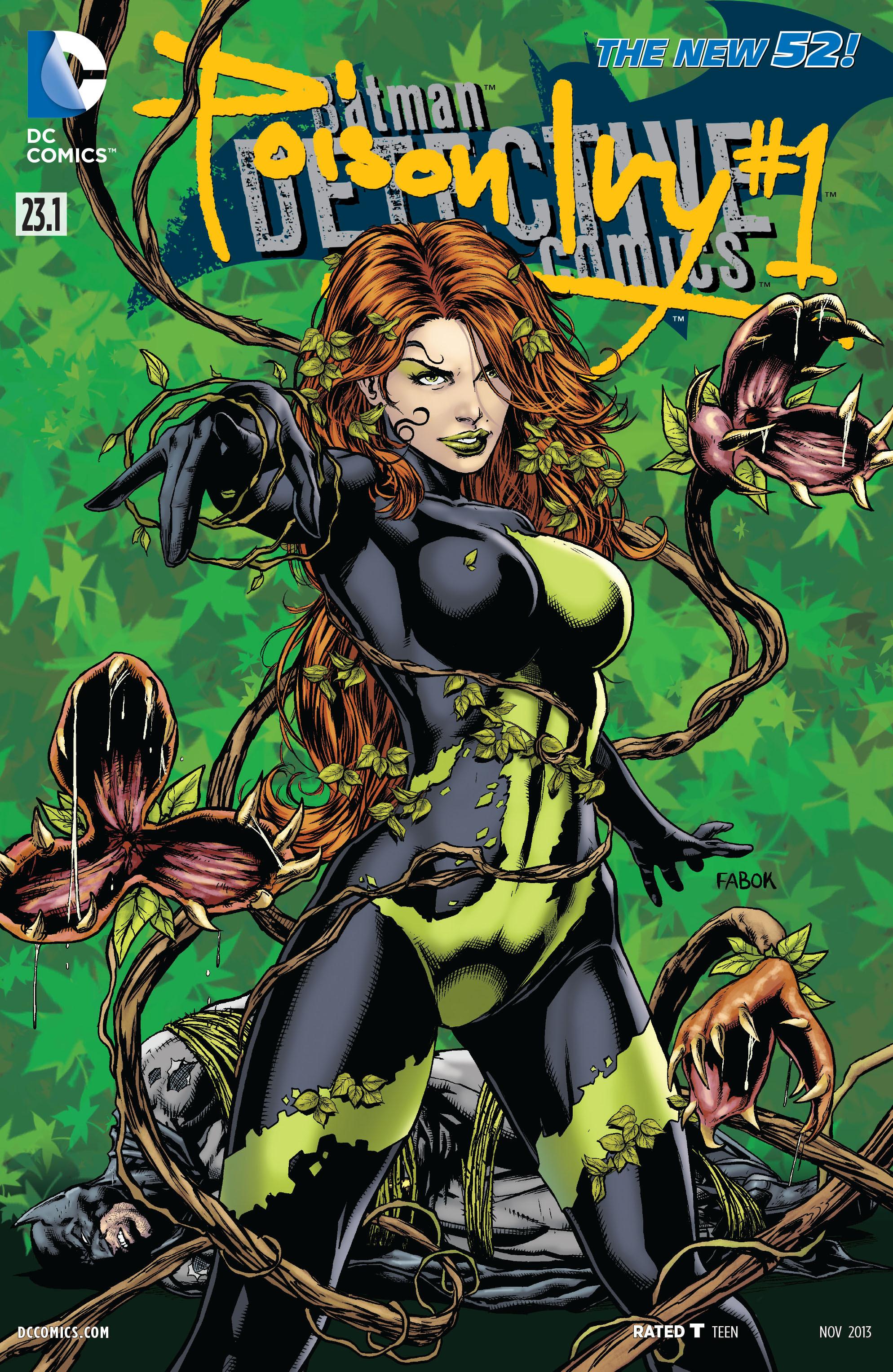 Detective Comics (2011) 23.1 Page 1