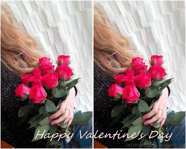 Sposób na matową pomadkę & paznokcie nie tylko na Walentynki