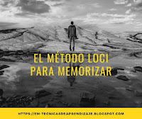 El método Loci para mejorar la memoria