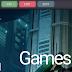 Template Notícias Games