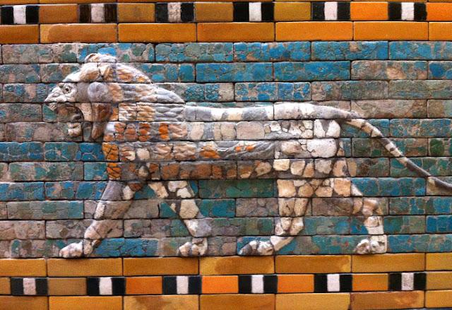 Antiguidades Clássicas no Museu Pergamon