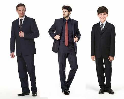 """""""CLAUDE"""" мужские костюмы, пиджаки, брюки и школьная форма оптом"""