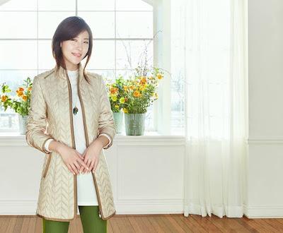 Ha Ji Won Crocodile Ladies Spring 2016