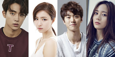Sinopsis / Cerita [K-Drama] Bride of the Water God 2017