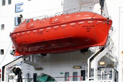 Mengenal Sekoci (Lifeboat)