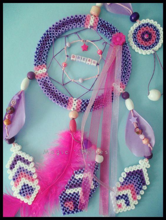Super Lavoretti creativi dell'estate con perline da stirare - Kreattivablog QP66