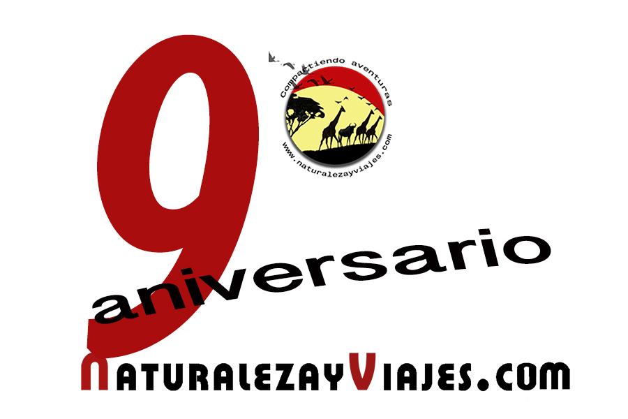 9º Aniversario Naturaleza y Viajes