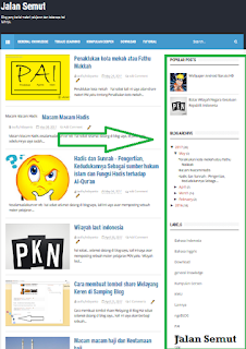 kali ini aku akan menyebarkan tutorial seputar ngeblog yaitu Cara Memasang Widget di Blog Cara memasang widget di Blog
