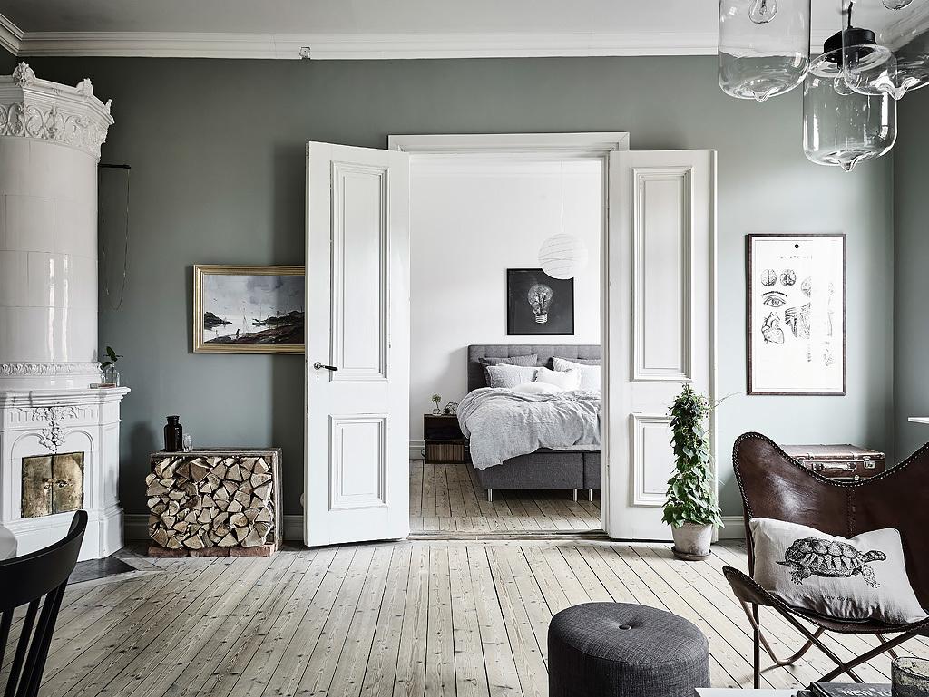Decordemon Erik Dahlbergsgatan 26 A Swedish Apartment In