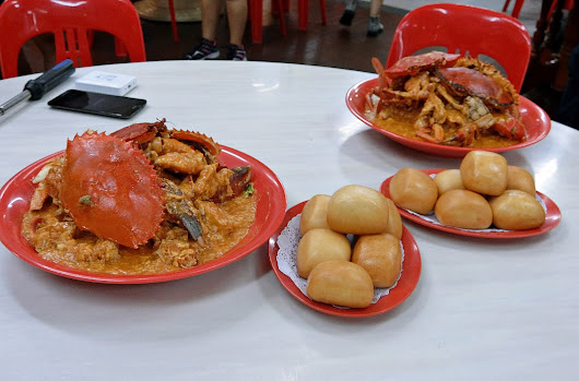 Ban Leong Wah Hoe Seafood Restaurant Chilli Crab Challenge
