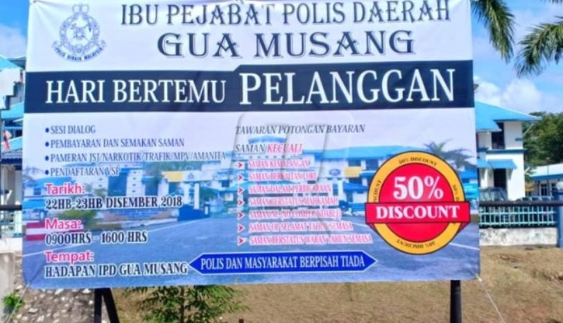 Diskaun saman Kelantan