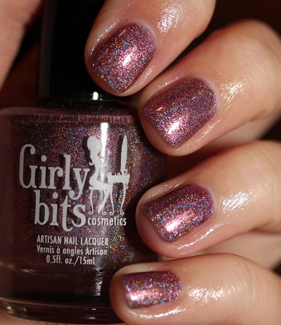 Girly Bits Dibs! Polish Con Chicago 2016 limited edition nail polish