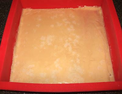 Frozen butterscotch