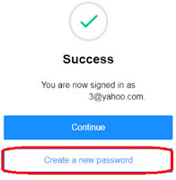 how to reset yahoo mail password when you forgot secret questions