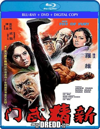 New Fists of Fury (1976) Dual Audio 480p
