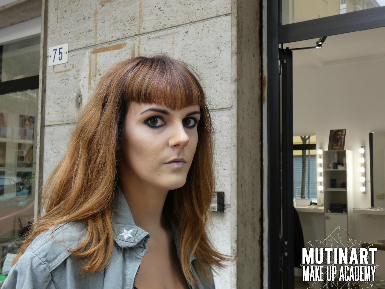 Gli allievi MUtinArt sul set di Rudi - la serie web