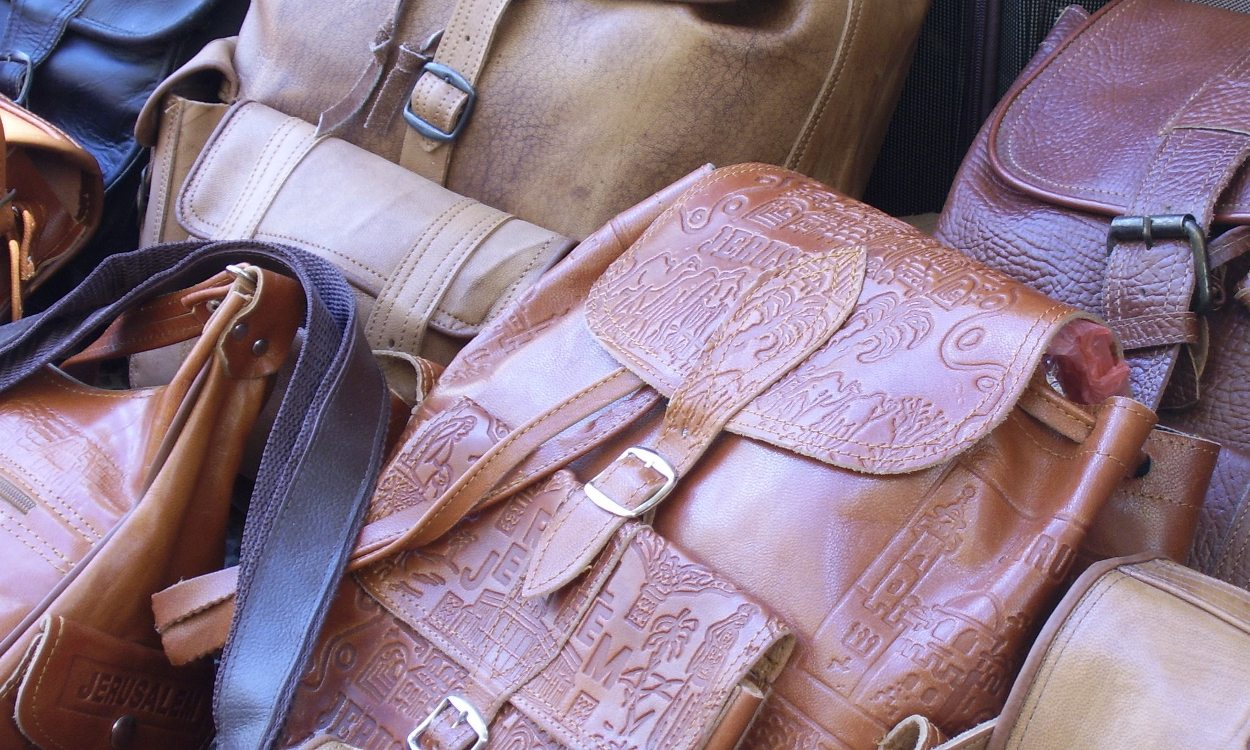 Caring For a Leather Bag - Let Them Dry Naturally