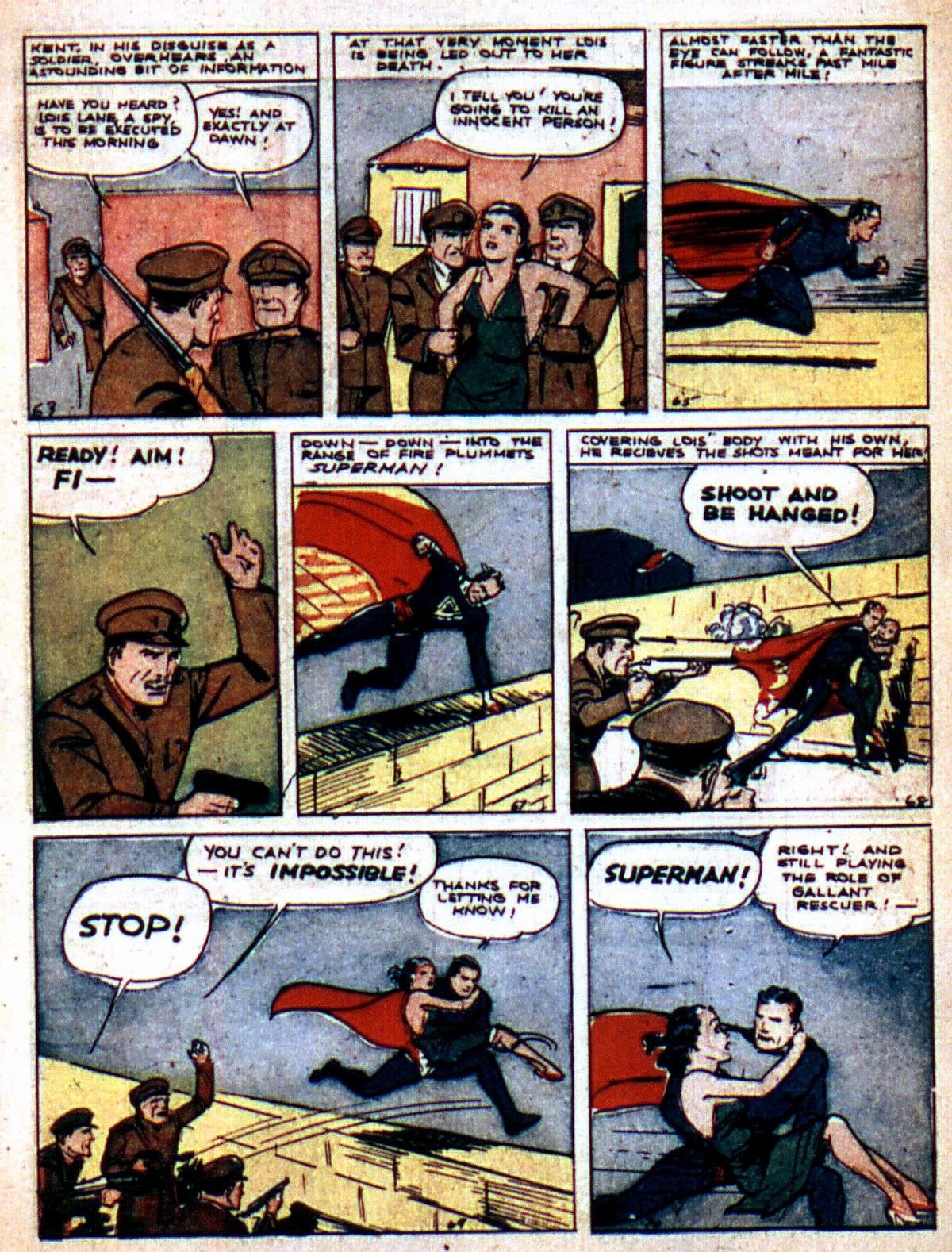 Read online Action Comics (1938) comic -  Issue #2 - 11