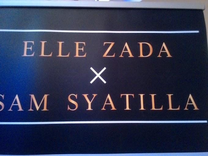 Kolaborasi Elle Zada x Sam Syatilla dalam Projek Raya 2016