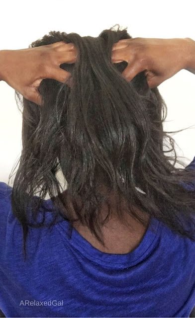 Tips to manage a dry and flaky scalp | A Relaxed Gal