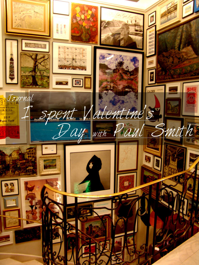 Journal; I spent Valentine's with Paul SmitJournal; I spent Journal; I spent Valentine's with Paul Smith by La Vie Fleurit!!! Fashion, Collection, Brand, Design, Designers, Store, event, Spring/Summer, Prints, Must Visit, Antwerp, belgium, hotspot, store, shop, event, spring, summer,  Valentine's with Paul Smith by La Vie Fleurit!!! Fashion, Collection, Brand, Design, Designers, Store, event, Spring/Summer, Prints, Must Visit, h!!! Fashion, Collection, Brand, Design, Designers, Store, event, Spring/Summer, Prints, Must Visit,
