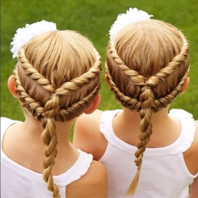 Cute%2BEasy%2BHairstyles%2BFor%2BLittle%2BGirls%2B%25283%2529 30 Cute Easy Hairstyles For Little Girls Interior