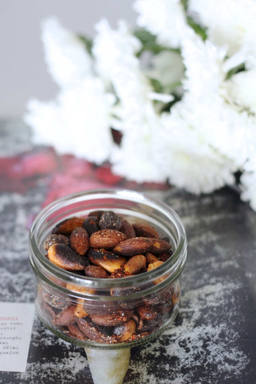 ROASTED NUTS WITH CHILLI 3