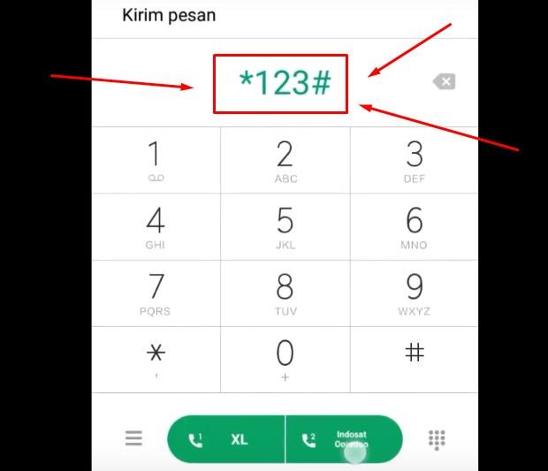 Cek Nomor Indosat Via Dial *123# Terbaru 2019