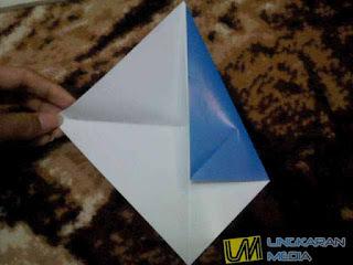 origami burung LM4