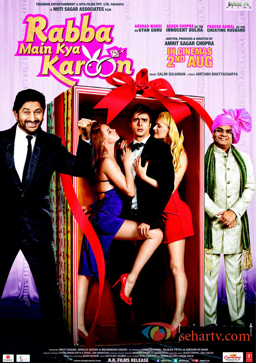 Rabba Mai Kya Karon 2013 DVDScr 700mb Download