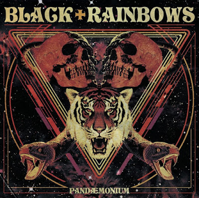 Black Rainbows – Pandaemonium