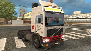 Volvo F10 truck for 1.21 patch