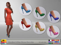 Madlen Kritias Shoes Recolor 2