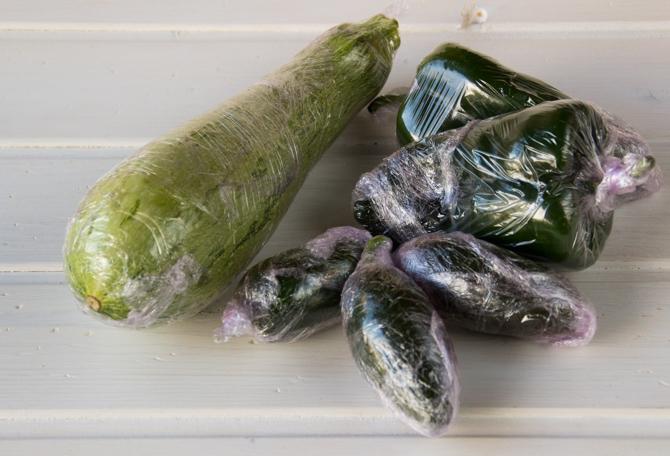 conservar chiles en la nevera