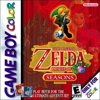 The Legend of Zelda - Oracle of Seasons - Caja Pal