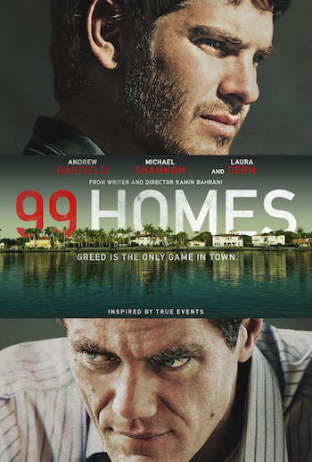99 Homes 2015 English Movie Download