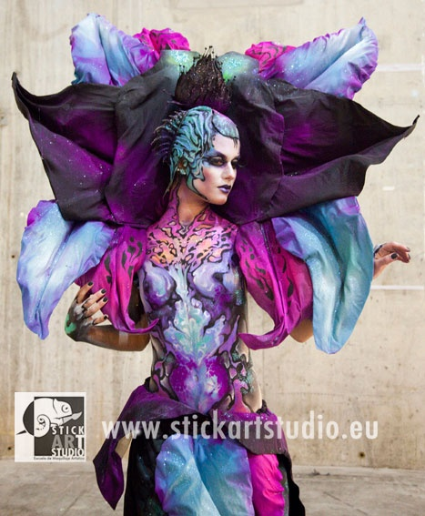 Body Paint de Stick Art Studio