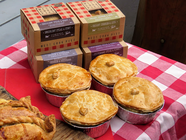 West Cork food: Pies from West Cork Pies