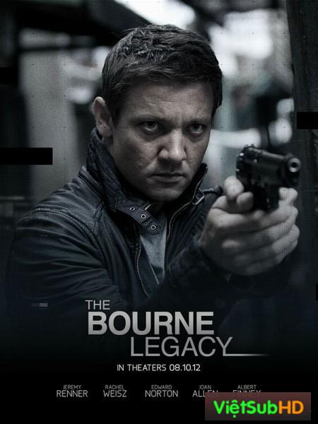 Siêu điệp viên 4: Người kế thừa Bourne