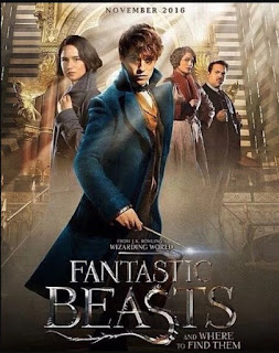 Fantastic Beasts (2016) Hindi Dual Audio BluRay | 720p | 480p