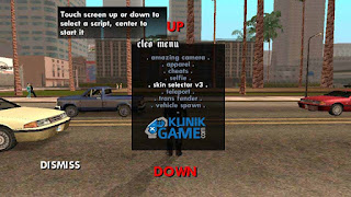 Download GTA SA v1.08 Apk Data OBB Mod Cheat Script Cleo Android