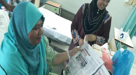 Sering Amalkan Baca Qur'an Tiap Keluar Rumah, Wanita Ini Alami Keajaiban Saat Kecelakaan