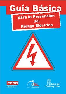 Guía básica para la prevención del riesgo eléctrico