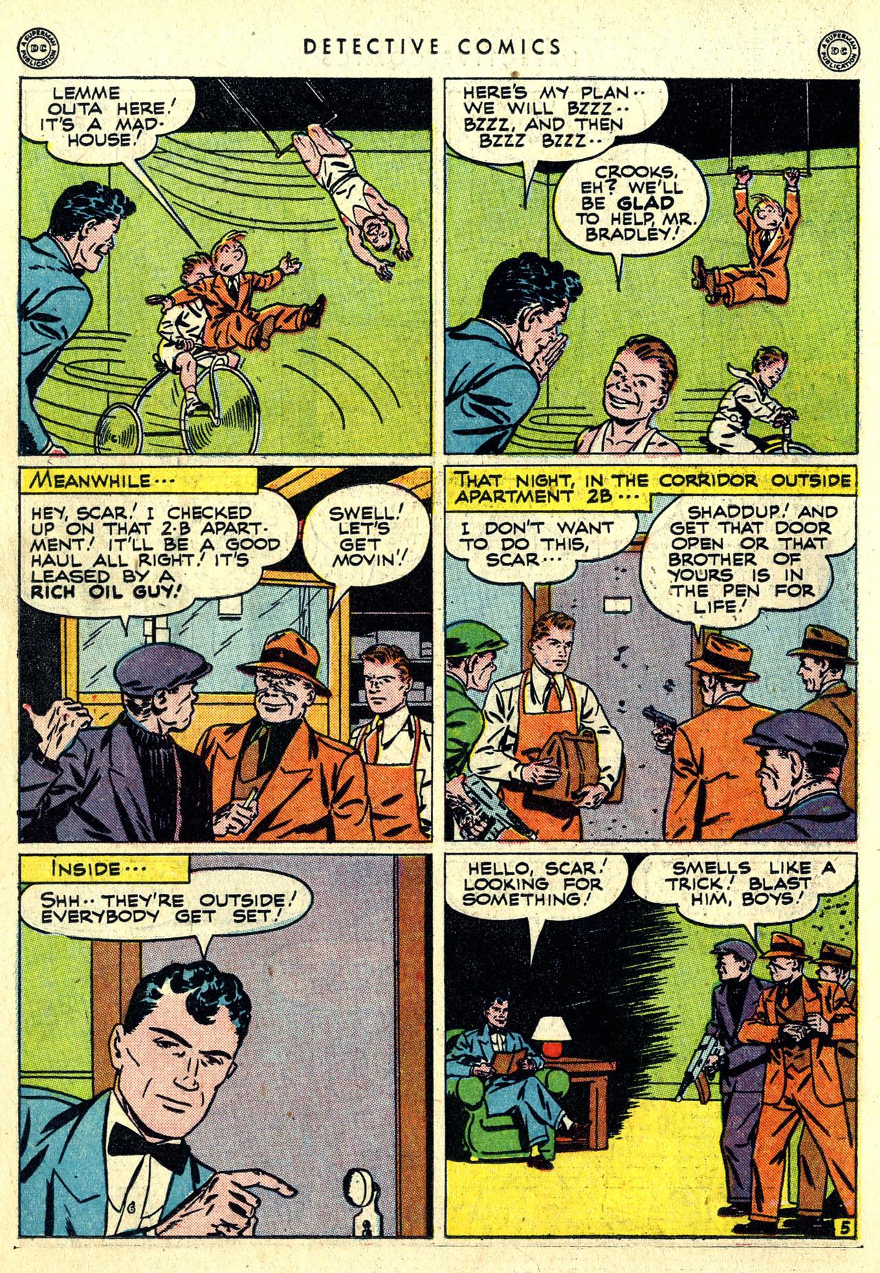 Read online Detective Comics (1937) comic -  Issue #121 - 20