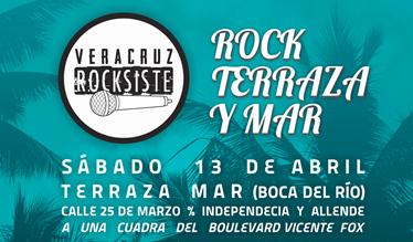 Veracruz Rocksiste Presenta Rock Terraza Y Mar Villa Indie