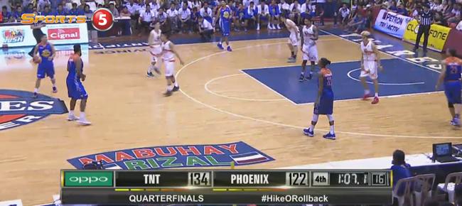 HIGHLIGHTS: TNT vs. Phoenix (VIDEO) September 24 - Quarterfinals