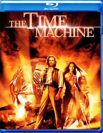 The Time Machine 2002 Dual Audio 720p BRRip [Hindi English] 700MB
