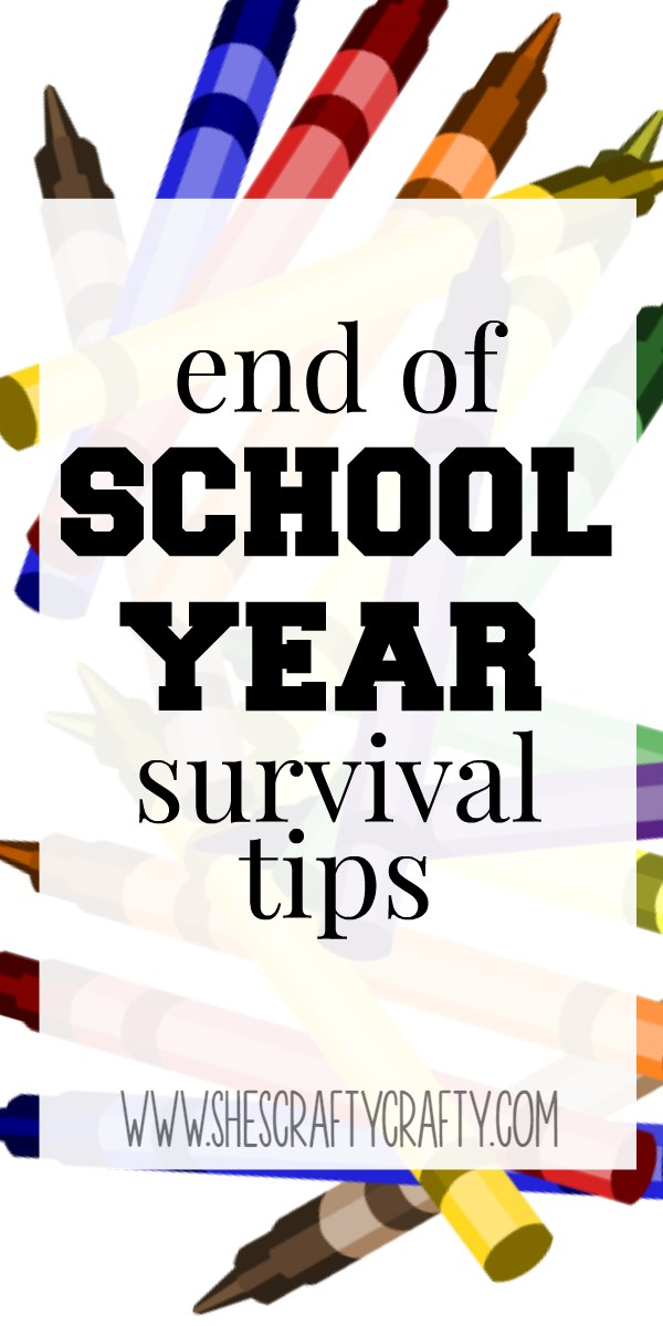 business survival tips, how to survive when busy, end of school year business